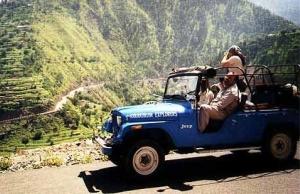 Jeep kaland