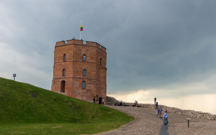 Litvánia-bástya